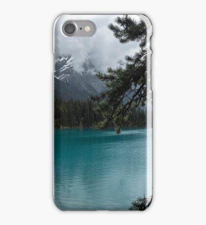 Maligne Lake 8 iPhone Case/Skin