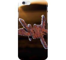 Wire'n'ice iPhone Case/Skin