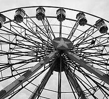 Wheel up High! by Gabrielle  Hope