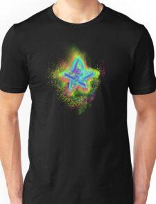 Rainbow Star Mist Unisex T-Shirt