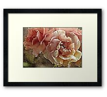 "Delicious & delightful...."" Framed Print"