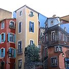 Illusion in Albi by Crystallographix