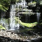 Russell Falls - Mount Field Nat.Park, Tasmania, Australia by pocketdelight