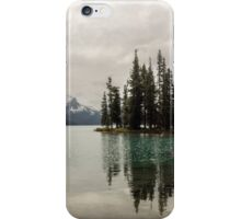 Maligne Lake 10 iPhone Case/Skin