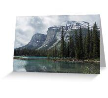 Maligne Lake 11 Greeting Card