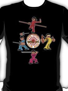 Sensei Pepper's Martial Arts Club Band T-Shirt
