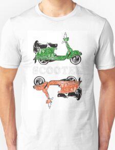 scooter retro looks T-Shirt