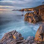 Sunrise Near Soldiers Rocks, Blackmans Bay, Tasmania #9 by Chris Cobern