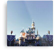 Disneyland 60th Metal Print
