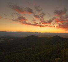 Angels Breath - Blue Mountains World Heritage Area  - The HDR Experience by Philip Johnson