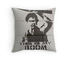 Guerrilla Throw Pillow