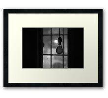 The Long Wait Framed Print