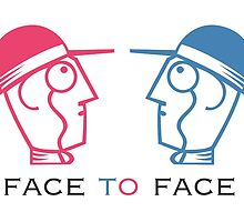 Face to face by sixbits