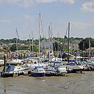 Ryde Harbour by Rod Johnson