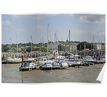 Ryde Harbour Poster