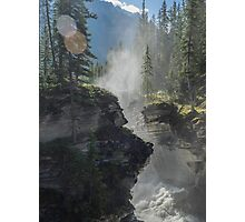 Athabasca Falls 1 Photographic Print
