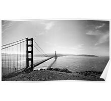 Golden Gate Bridge, San Francisco Poster