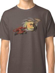 Alduin vs. smaug Classic T-Shirt