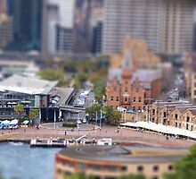 Toytown Sydney by wilsonsz