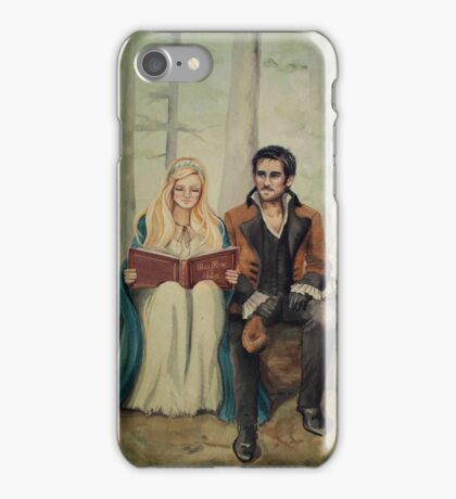 The Enchanted Forest iPhone Case/Skin