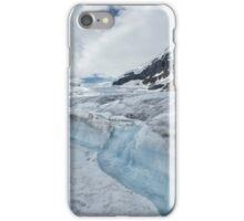 Athabasca Glacier 2 iPhone Case/Skin