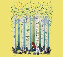 The Birches Kids Tee
