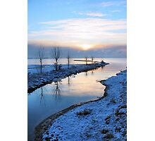 Winter Morning Photographic Print