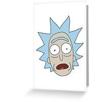 Rick Greeting Card