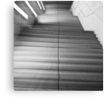 Running Stairs 1/2 Canvas Print