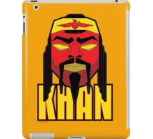 Khan - Legendary Warriors Series iPad Case/Skin