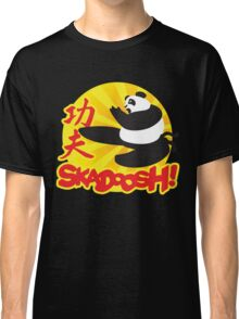 Skadoosh - I know Kung Fu Classic T-Shirt
