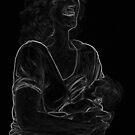 Mother & Child Bond by bazcelt