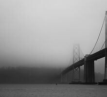 Bay Bridge, San Francisco by kraftseins