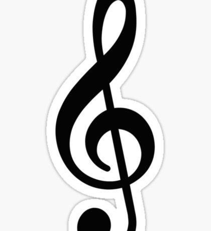 Music Note Sticker
