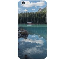 Reflections, Lake Louise 1 iPhone Case/Skin