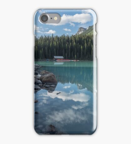 Reflections, Lake Louise 1 iPhone Case/Skin
