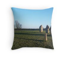 Light and Shadow 1 Throw Pillow