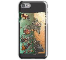 Epic battle! iPhone Case/Skin
