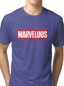 Marvelous Tri-blend T-Shirt