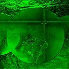 Wall Art Design- Green  by haya1812