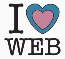 I Heart Web by markvinnie