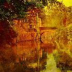 Le Bridge by Catherine Hamilton-Veal  ©
