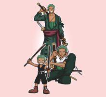 Zoro's path One Piece - Long Sleeve