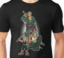 Zoro's path Unisex T-Shirt