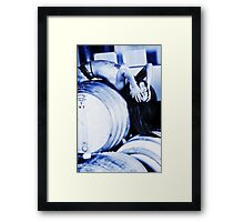 Winery Finery1 Framed Print