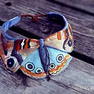 original design collar butterfly  by Suryani Shinta