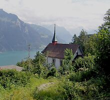 Seelisburg Switzerland by Monica Engeler