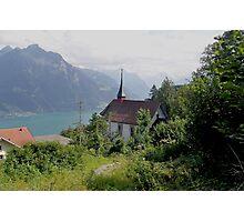 Seelisburg Switzerland Photographic Print