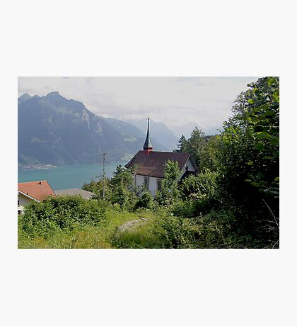 Seelisburg Switzerland Photographic Print