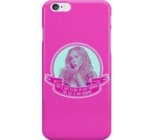 Amy Schumer Quote Design iPhone Case/Skin